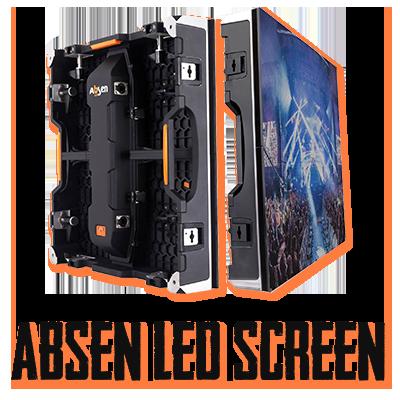 ABSEN LED SCREEN