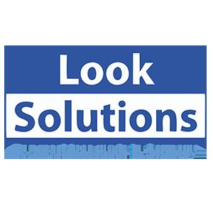 look solution logo